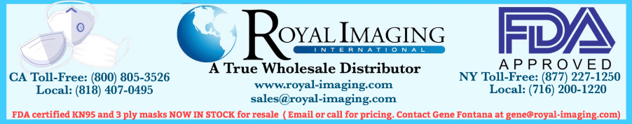 Royal imaging masks for sale